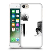 Official Haroulita Black And White Ny Towers Hard Back Case For Apple Iphone 7
