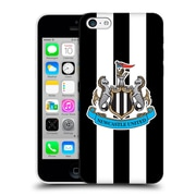Official Newcastle United Fc Nufc 2015/16 Crest Kit Home Full Colour Hard Back Case For Apple Iphone 5C