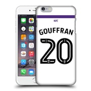 Official Newcastle United Fc Nufc 2016/17 Players Third Kit 1 Gouffran Hard Back Case For Apple Iphone 6 Plus / 6S Plus