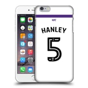 Official Newcastle United Fc Nufc 2016/17 Players Third Kit 1 Hanley Hard Back Case For Apple Iphone 6 Plus / 6S Plus
