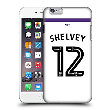 Official Newcastle United Fc Nufc 2016/17 Players Third Kit 1 Shelvey Hard Back Case For Apple Iphone 6 Plus / 6S Plus