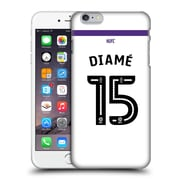 Official Newcastle United Fc Nufc 2016/17 Players Third Kit 2 Diame Hard Back Case For Apple Iphone 6 Plus / 6S Plus