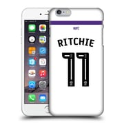 Official Newcastle United Fc Nufc 2016/17 Players Third Kit 1 Ritchie Hard Back Case For Apple Iphone 6 Plus / 6S Plus