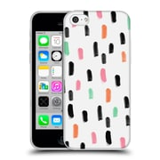 Official Haroulita Patterns Lines Soft Gel Case For Apple Iphone 5C