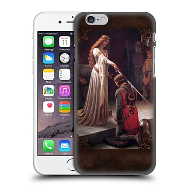 Official Brigid Ashwood Pre-Raphaelite The Accolade Hard Back Case For Apple Iphone 6 / 6S
