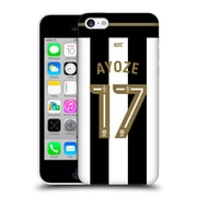 Official Newcastle United Fc Nufc 2016/17 Players Home Kit 1 Ayoze Hard Back Case For Apple Iphone 5C