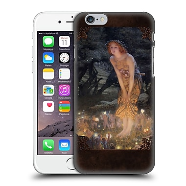Official Brigid Ashwood Pre-Raphaelite 2 Waterhouse 10 Hard Back Case For Apple Iphone 6 / 6S