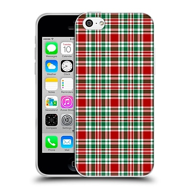 Official Haroulita Patterns Squares Soft Gel Case For Apple Iphone 5C