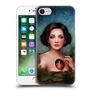 Official Brigid Ashwood Fantasy Raven Quill Pen Hard Back Case For Apple Iphone 7