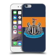 Official Newcastle United Fc Nufc 2016/17 Kit Change Soft Gel Case For Apple Iphone 6 / 6S