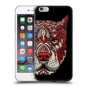 Official Bioworkz Coloured Canine 1 Pitbull 1 Soft Gel Case For Apple Iphone 6 Plus / 6S Plus