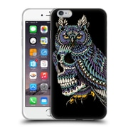 Official Bioworkz Coloured Skulls 1 Great Horned Soft Gel Case For Apple Iphone 6 Plus / 6S Plus