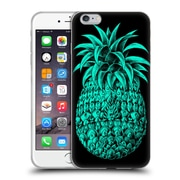 Official Bioworkz Coloured Ornate 1 Pineapple 2 Soft Gel Case For Apple Iphone 6 Plus / 6S Plus