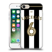 Official Newcastle United Fc Nufc 2016/17 Players Home Kit 1 Lascelles Soft Gel Case For Apple Iphone 7