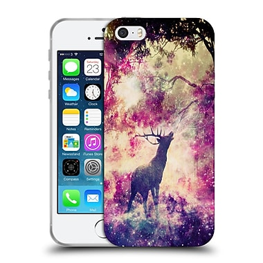 Official Haroulita Glitter Sparkle Deer Soft Gel Case For Apple Iphone 5 / 5S / Se