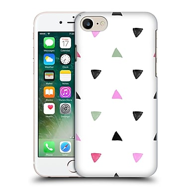 Official Haroulita Patterns Triangles Hard Back Case For Apple Iphone 7