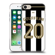 Official Newcastle United Fc Nufc 2016/17 Players Home Kit 1 Gouffran Soft Gel Case For Apple Iphone 7