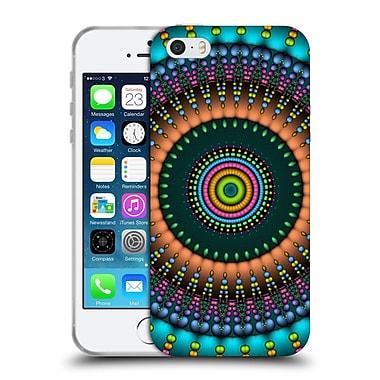 Official Haroulita Mandala Bubbles Soft Gel Case For Apple Iphone 5 / 5S / Se