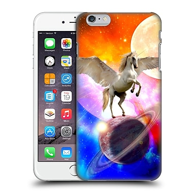 Official Haroulita Fantasy 2 Space Unicorn Hard Back Case For Apple Iphone 6 Plus / 6S Plus