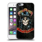 Official Guns N' Roses Vintage Slash Soft Gel Case For Apple Iphone 6 / 6S