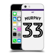 Official Newcastle United Fc Nufc 2016/17 Players Third Kit 2 Murphy Soft Gel Case For Apple Iphone 5C