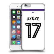 Official Newcastle United Fc Nufc 2016/17 Players Third Kit 1 Ayoze Hard Back Case For Apple Iphone 6 Plus / 6S Plus