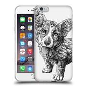 Official Bioworkz Canine Corgi Soft Gel Case For Apple Iphone 6 Plus / 6S Plus
