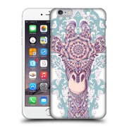Official Bioworkz Coloured Animal Head 1 Giraffe Hard Back Case For Apple Iphone 6 Plus / 6S Plus
