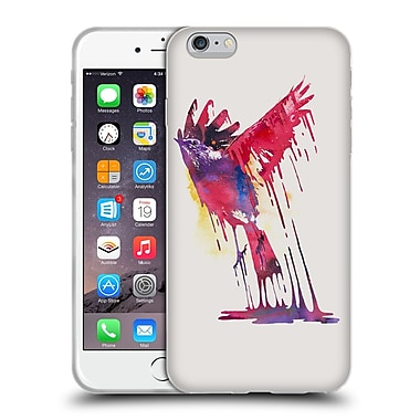 Official Robert Farkas Animals 3 The Great Emerge Soft Gel Case For Apple Iphone 6 Plus / 6S Plus