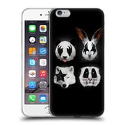 Official Robert Farkas Animals Rockstar Kiss Of Animals Soft Gel Case For Apple Iphone 6 Plus / 6S Plus