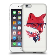 Official Robert Farkas Fox American Fox Soft Gel Case For Apple Iphone 6 Plus / 6S Plus