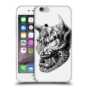 Official Bioworkz Ornate 3 Demon Mask Soft Gel Case For Apple Iphone 6 / 6S
