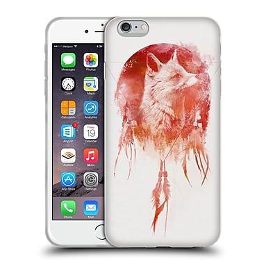 Official Robert Farkas Fox Mars Soft Gel Case For Apple Iphone 6 Plus / 6S Plus