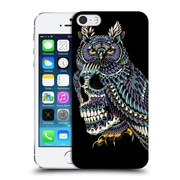 Official Bioworkz Coloured Skulls 1 Great Horned Hard Back Case For Apple Iphone 5 / 5S / Se