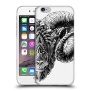 Official Bioworkz Animal Head Rams Head Soft Gel Case For Apple Iphone 6 / 6S