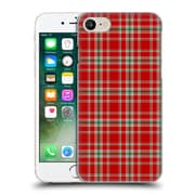 Official Haroulita Patterns Red Hard Back Case For Apple Iphone 7