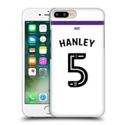 Official Newcastle United Fc Nufc 2016/17 Players Third Kit 1 Hanley Hard Back Case For Apple Iphone 7 Plus
