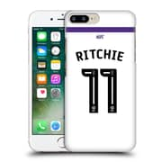 Official Newcastle United Fc Nufc 2016/17 Players Third Kit 1 Ritchie Hard Back Case For Apple Iphone 7 Plus