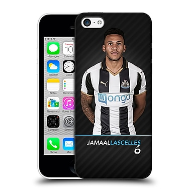 Official Newcastle United Fc Nufc 2016/17 First Team 1 Lascelles Hard Back Case For Apple Iphone 5C
