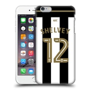 Official Newcastle United Fc Nufc 2016/17 Players Away Kit 1 Shelvey Hard Back Case For Apple Iphone 6 Plus / 6S Plus