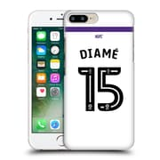 Official Newcastle United Fc Nufc 2016/17 Players Third Kit 2 Diame Hard Back Case For Apple Iphone 7 Plus