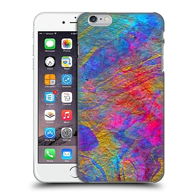 Official Haroulita Marble Colourful Hard Back Case For Apple Iphone 6 Plus / 6S Plus
