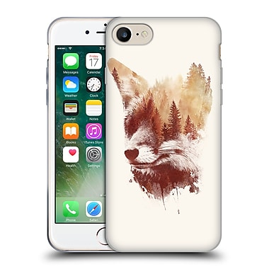 Official Robert Farkas Fox 2 Blind Fox Soft Gel Case For Apple Iphone 7
