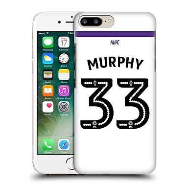 Official Newcastle United Fc Nufc 2016/17 Players Third Kit 2 Murphy Hard Back Case For Apple Iphone 7 Plus
