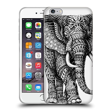 Official Bioworkz Wildlife Ornate Elephant 2 Soft Gel Case For Apple Iphone 6 Plus / 6S Plus