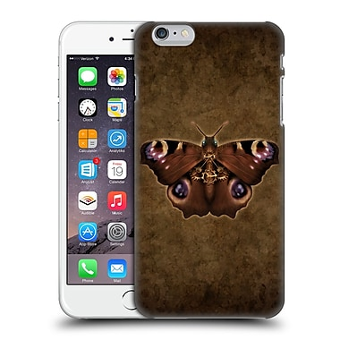 Official Brigid Ashwood Winged Things Steampunk Peacock Butterfly Hard Back Case For Apple Iphone 6 Plus / 6S Plus
