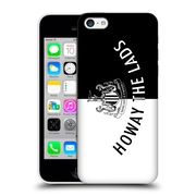 Official Newcastle United Fc Nufc Howay The Lads Tunnel Sign Landscape Hard Back Case For Apple Iphone 5C