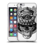 Official Bioworkz Skulls Samurai Soft Gel Case For Apple Iphone 6 Plus / 6S Plus