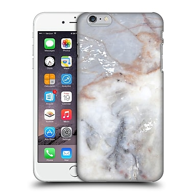 Official Haroulita Marble Taupe 1 Hard Back Case For Apple Iphone 6 Plus / 6S Plus