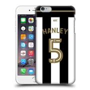 Official Newcastle United Fc Nufc 2016/17 Players Home Kit 1 Hanley Hard Back Case For Apple Iphone 6 Plus / 6S Plus
